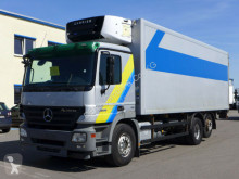 Mercedes Actros Actros 2544*Euro 5*Carrier Supra 950*LBW*2541 truck used refrigerated