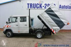 Furgoneta furgoneta volquete volquete bilateral Mercedes Vario Vario 814 DoKa Kipper Kommunalträger Standheizg.