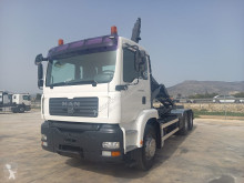 MAN TGA 28.360 truck used hook arm system