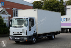 Camion Iveco Eurocargo ML75E16 EEV Koffer 6,3m/Klima/LBW fourgon occasion