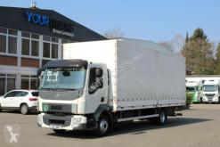 Volvo tarp truck FL 210 EURO 6 /Pritsche-Plane/Klima/LBW