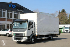 Camión lona corredera (tautliner) Volvo FL 210 EURO 6 /Pritsche-Plane/Klima/LBW