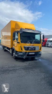 Camião MAN TGL 12.220 furgão polifundo usado