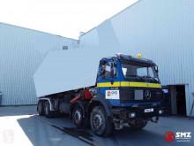 Camión Mercedes 3238 palfinger pk 26/Flyjib caja abierta usado