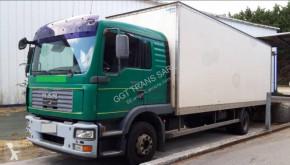 曼恩TGM卡车 15.240 厢式货车 二手