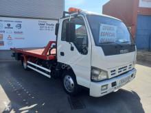 Vrachtwagen Isuzu tweedehands autotransporter