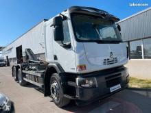 Camión Gancho portacontenedor Renault Premium Lander 430.26