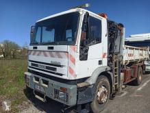 Camion bi-benne Iveco Eurotech 190E27