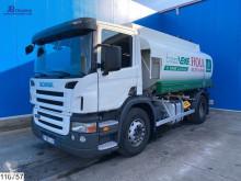 Camion Scania P 270 citerne produits chimiques occasion