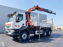Lastbil Renault Kerax 380.26 dubbel vagn begagnad