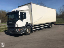 Scania P 280 truck used plywood box
