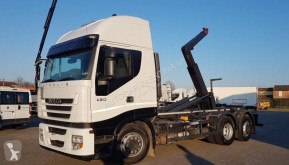 Camion polybenne Iveco Stralis AS 260 S 42
