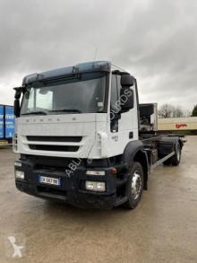 Camión portacontenedores Iveco Stralis 420