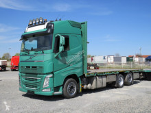 Camion Volvo FH FH FH 460 Pritsche Maschinentransporter Twistlook plateau occasion