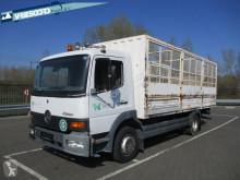 Camión Mercedes Atego 1318 caja abierta usado