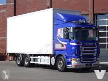 Camião Scania R 420 furgão usado