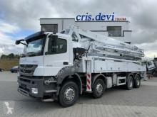 Camion calcestruzzo pompa per calcestruzzo Mercedes 4140 8x4 Schwing S 43 SX | Aufbau Baujahr 2016