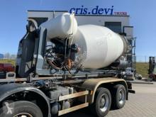 تجهيزات الآليات الثقيلة Cifa Wechselaufbau für Abrollkipper Betonmischer هيكل العربة خالطة اسمنت / دوامة مستعمل