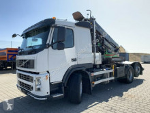 Volvo timber truck FM FM 480 6x2 Epsilon E260L Palfinger