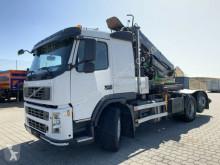 Camión maderero Volvo FM FM 480 6x2 Epsilon E260L Palfinger