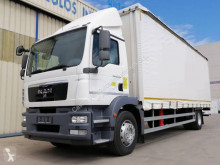 MAN TGM 18.250 BL truck used tautliner