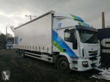 Camión lona corredera (tautliner) Iveco ML 180E30/P