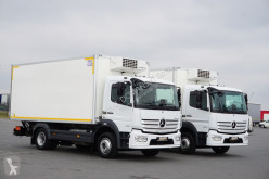 Camion frigo MERCEDES-BENZ ATEGO / 1223 / EURO 6 / CHŁODNIA + WINDA 13 PALET