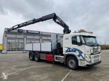 Camion Volvo FM12 plateau ridelles occasion