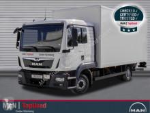 Camion fourgon MAN TGL 8.190 BL-KOFFER-AHK-LBW-KLIMA-LGS-TE