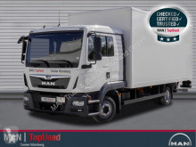 Camión MAN TGL 8.190 BL-KOFFER-AHK-LBW-KLIMA-LGS-TE furgón usado