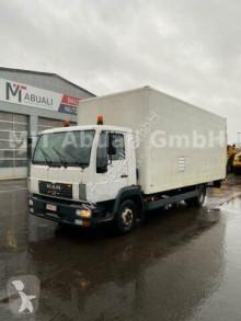 Camion fourgon MAN LC 8. 163 * 2004* 437641* Werkstattkoffer **