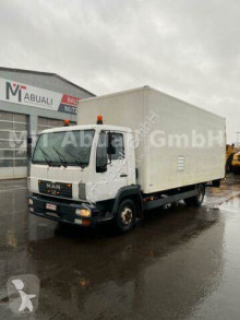 Camion MAN LC 8. 163 * 2004* 437641* Werkstattkoffer ** fourgon occasion