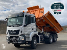 Camion MAN TGS 26.400 6X4 BB tri-benne occasion
