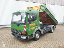 Mercedes three-way side tipper truck Atego 815 K 4x2 815 K 4x2 Schwingsitz