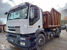 Lastbil Iveco Stralis AD 190 S 42 polyvagn begagnad
