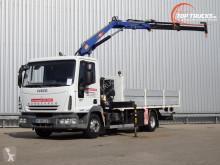 Camión caja abierta Iveco Eurocargo