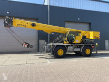 Grove RT550E ROUGH TERRAIN CRANE WITH JIB used mobile crane