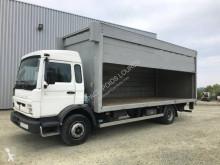 Camión Renault Midliner 180.13 furgón transporte de bebidas usado