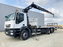 Camion Iveco Stralis 360 plateau standard occasion