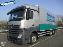 Camion Mercedes Actros 2545 fourgon occasion