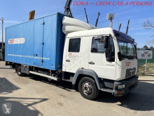 Camion MAN LE 12.220 fourgon occasion