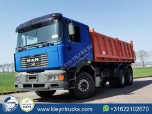 MAN F2000 33.464 truck used three-way side tipper