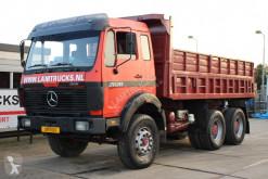 Camión Mercedes 2628 volquete usado