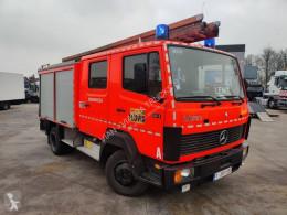 Mercedes fire truck 814