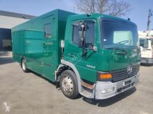 Camion Mercedes 1223 Armoured Jail truck / Gepanzerter Gefängniswagen / Camion Prison blindé fourgon occasion