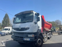 Camion benne TP Renault Kerax 480.35