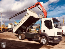 DAF LF55 180 truck used construction dump