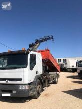 Camion benne Renault Premium 260