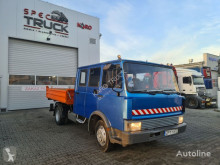 Camion benne Iveco 50-9, 3 sided Tipper, full blatt