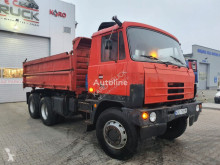 Kamion Tatra T815, Tipper 6x6, V10, Manual Pump Full Steel, Big axles korba použitý